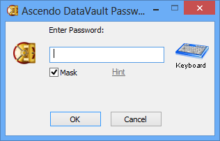 User Guide - DataVault for Windows